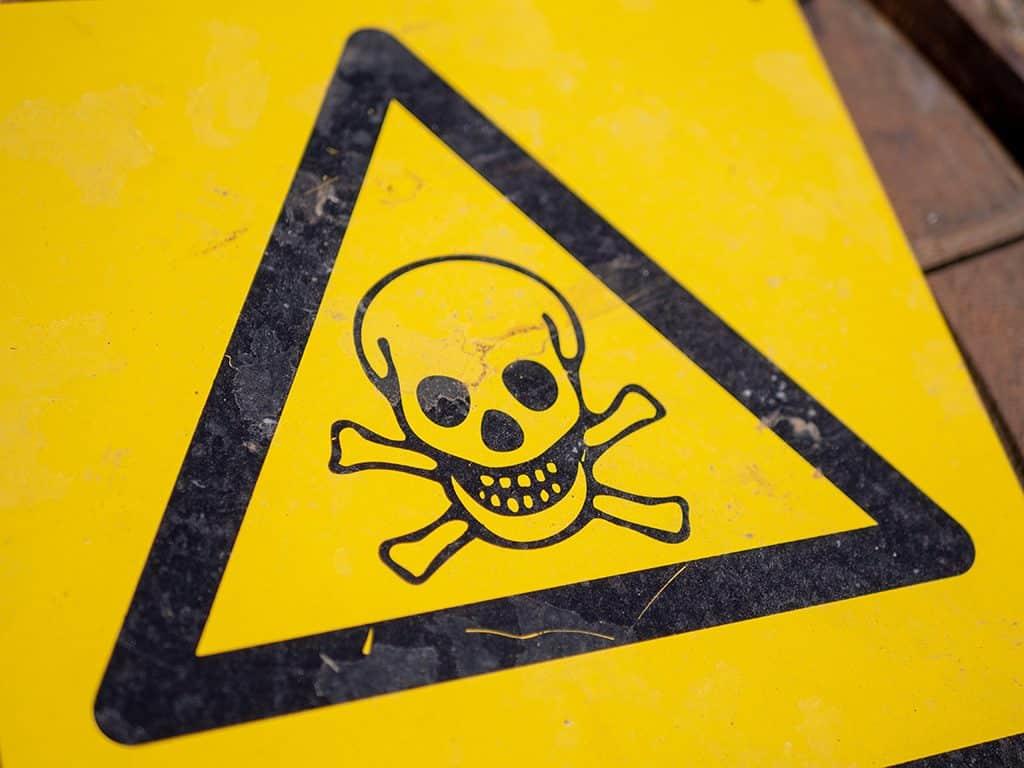 Les produits anti rats peuvent être dangeureux pour les non professionnels